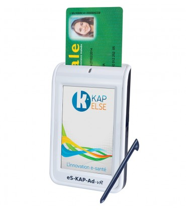 ES KAP AD VR Kapelse - Lecteur de carte vitale portable